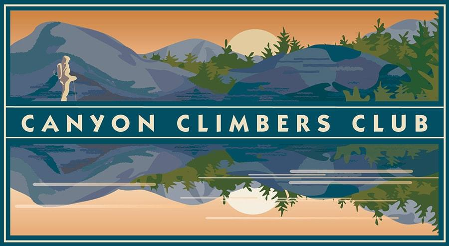 Canyon Climbers Club logo